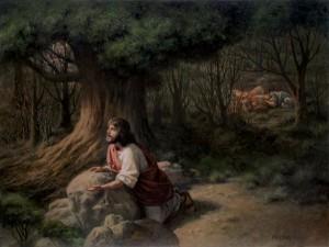 Молитва к Господу. Да будет воля Твоя